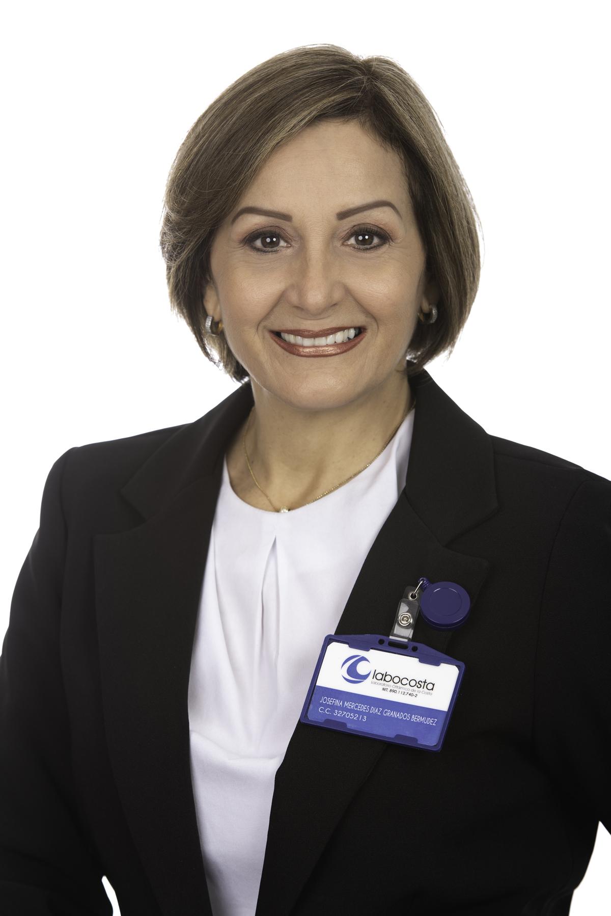 Josefina Diaz Granados Bermudez